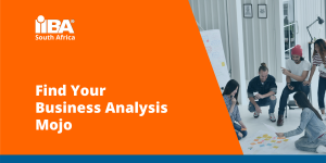 Find Your Business Analysis Mojo Cover