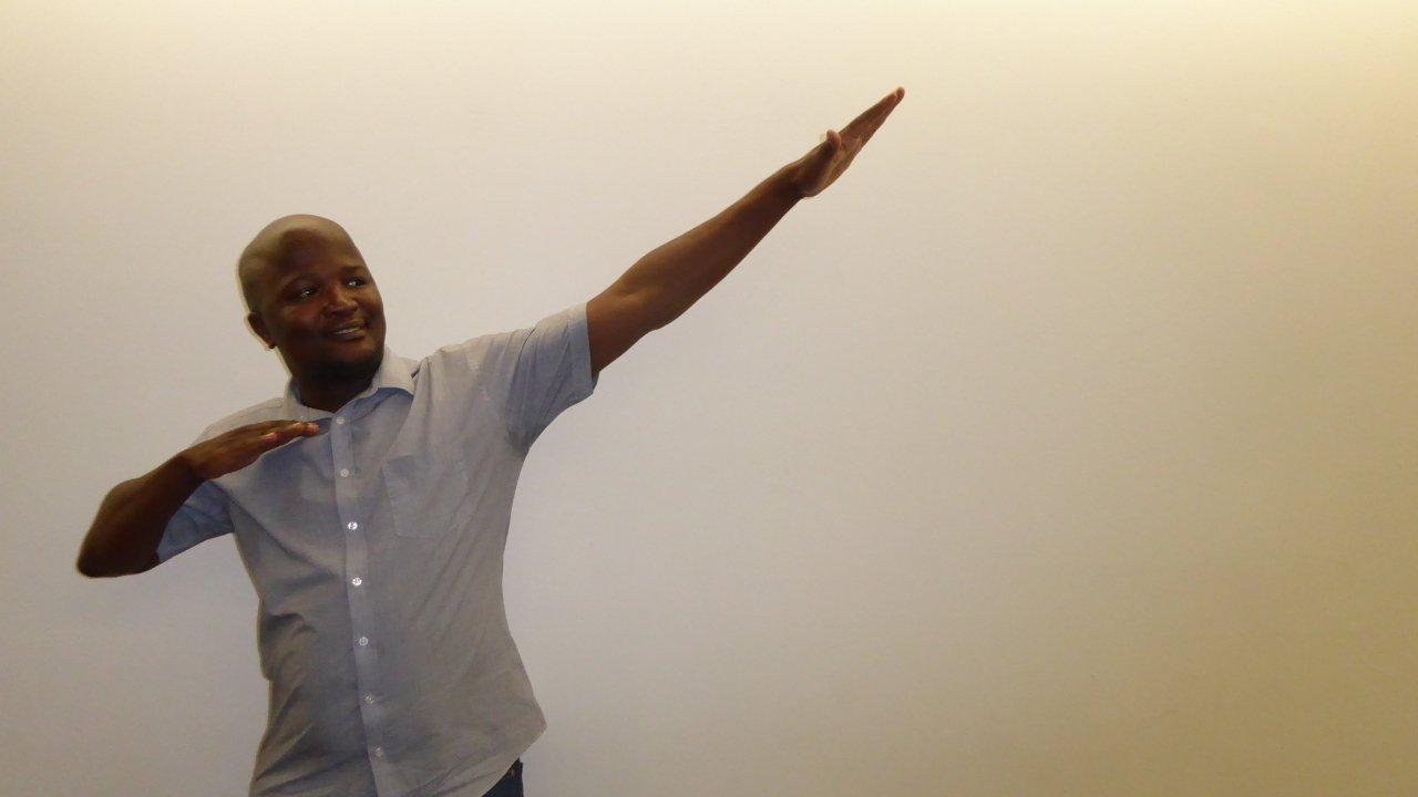 Tyrone Van Stade Training Course Delegate