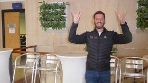 Paulo Conde Training Course Delegate