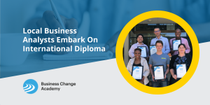 Local Business Analysts Embark On International Diploma Cover