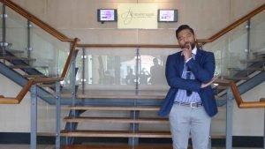 Yaseen Patel Training Course Delegate