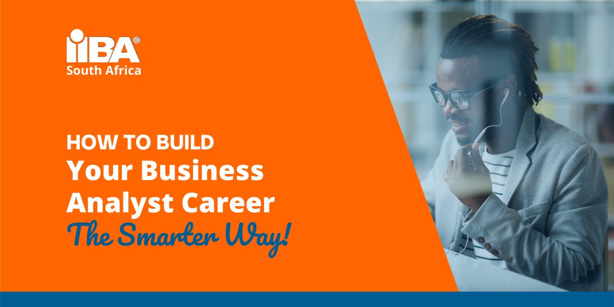 Build Your Business Analyst Career The Smarter Way Feature Presentation Cover